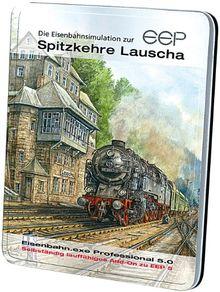 Spitzkehre Lauscha EEP Add-On (DVD-ROM)