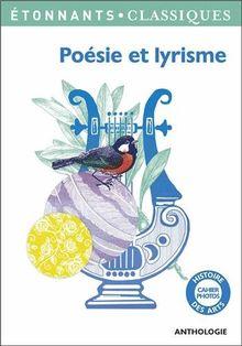 Poésie et lyrisme