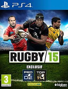 Third Party - Rugby 15 Occasion [ PS4 ] - 3499550329858