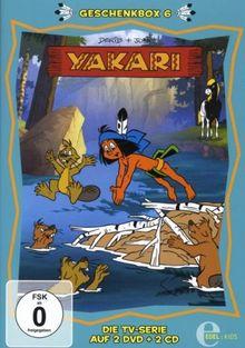 Yakari - Geschenkbox 6 (+ 2 CDs) [2 DVDs]