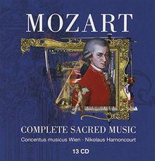 Complete Sacred Music - Sämtliche Geistliche Werke