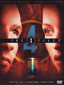 The X Files Stagione 04 [7 DVDs] [IT Import]