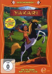 Yakari - Geschenkbox 1 (+ 2 CDs) [2 DVDs]