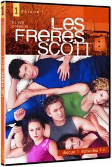Les Frères Scott : saison 1, DVD 1 (4 épisodes) [FR Import]