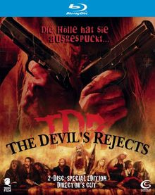 The Devil's Rejects (Director's Cut 2-Disc Special Edition) [Blu-ray]