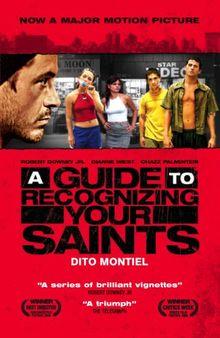 Guide to Recognizing Your Saints: A Memoir