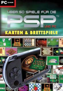 Ueber 50 Spiele für die PSP und PC - Karten & Brettspiele