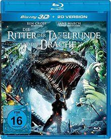 Die Ritter der Tafelrunde und der Drache (inkl. 2D-Version) [3D Blu-ray]