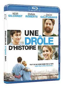 Une drôle d'histoire [Blu-ray] [FR Import]