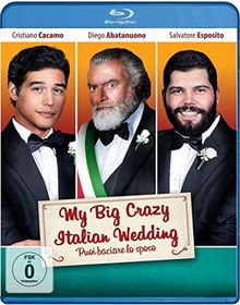 My Big Crazy Italian Wedding [Blu-ray]