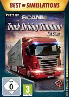 Best of Simulations: Scania Truck Driving Simulator - The Game