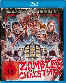 Zombies At Christmas [Blu-ray]