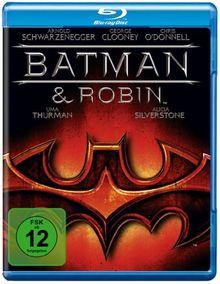 Batman & Robin [Blu-ray]