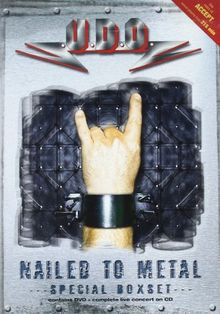 Nailed to Metal (CD + DVD)