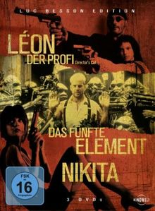 Luc Besson Edition [3 DVDs]
