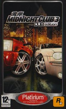 Midnight Club 3: DUB [Platinum] [UK Import]