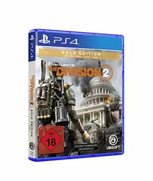 Tom Clancy's The Division 2 - Gold Edition - [PlayStation 4]