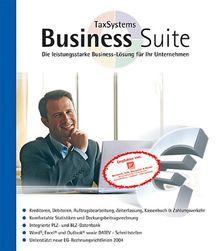 TaxSystems Business Suite, CD-ROMDie leistungsstarke Business-Lösung für Ihre Unternehmen. Für Windows 98/2000