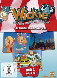 Wickie und die starken Männer - DVD 2 (Folge 7-12)