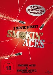 Smokin' Aces 1 + 2 (2 DVDs)
