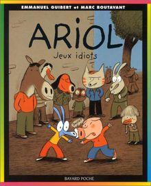 Ariol, Tome 2 : Jeux idiots (Poche Ariol)