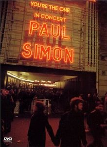 Paul Simon - You're The One (in Concert)