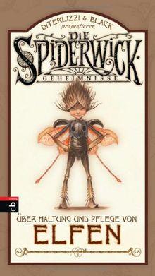 Die Spiderwick Geheimnisse - Über Haltung und Pflege von Elfen