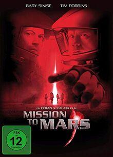Mission to Mars - Special Edition Mediabook (+ DVDs) (+ Bonus-DVD) (Filmjuwelen) [Blu-ray]