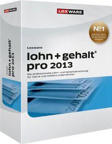 Lexware Lohn+Gehalt Pro 2013 (Version 13.00)