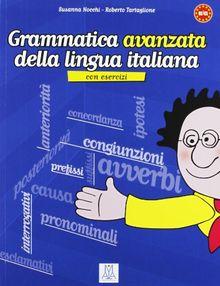 GRAMMATICA AVANZATA DELLA LINGUA ITALIAN(9788889237281)