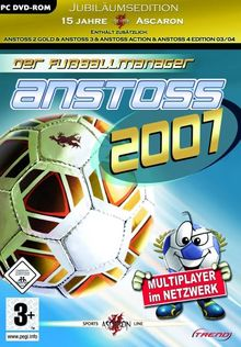Anstoss 2007: Der Fußballmanager - Jubiläumsedition