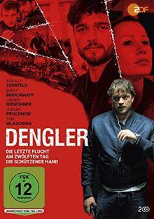 Dengler - Die letzte Flucht / Am zwölften Tag / Die schützende Hand [2 DVDs]
