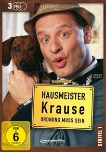 Hausmeister Krause - Ordnung muss sein, Staffel 1 (3 DVDs)