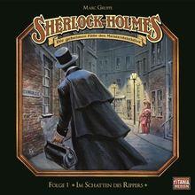 Sherlock Holmes, Folge 1: Im Schatten des Rippers