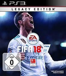 FIFA 18 - Legacy Edition - [PlayStation 3]