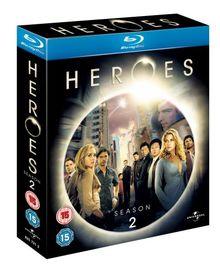 Heroes - Season 2 [Blu-ray] [UK Import]