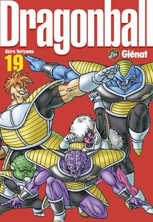 Dragon Ball, Tome 19 :