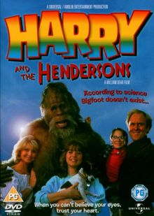 Harry and the Hendersons [UK Import]
