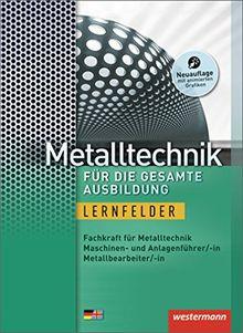 Metalltechnik für die gesamte Ausbildung: Schülerband