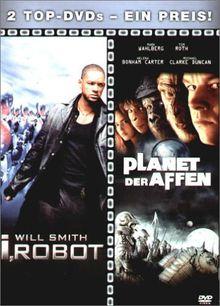 I, Robot / Planet der Affen (2 DVDs)