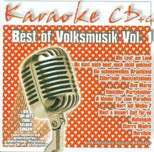 Best of Volksmusik Vol.1 - Karaoke
