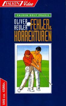 Golf - Fehler & Korrekturen [VHS]