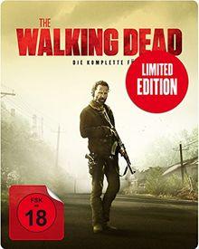 The Walking Dead - Die komplette fünfte Staffel - uncut Steelbook [Blu-ray] [Limited Edition]