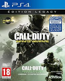 Call of Duty: Infinite Warfare - Legacy Edition - FR (PS4)