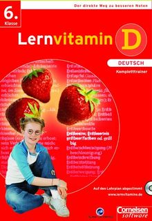 Lernvitamin D - Deutsch 6. Klasse