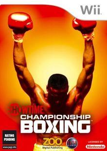 Showtime Champ Boxing [UK Import]