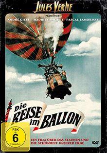 Jules Verne - Die Reise im Ballon (Le voyage en ballon)