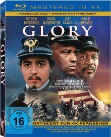 Glory (4K Mastered) [Blu-ray]