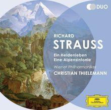 Ein Heldenleben / Alpensinfonie / FroSch-Fantasie / Rosenkavalier-Konzertsuite