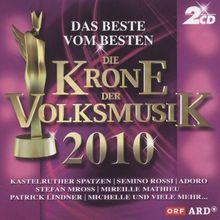 Die Krone der Volksmusik 2010